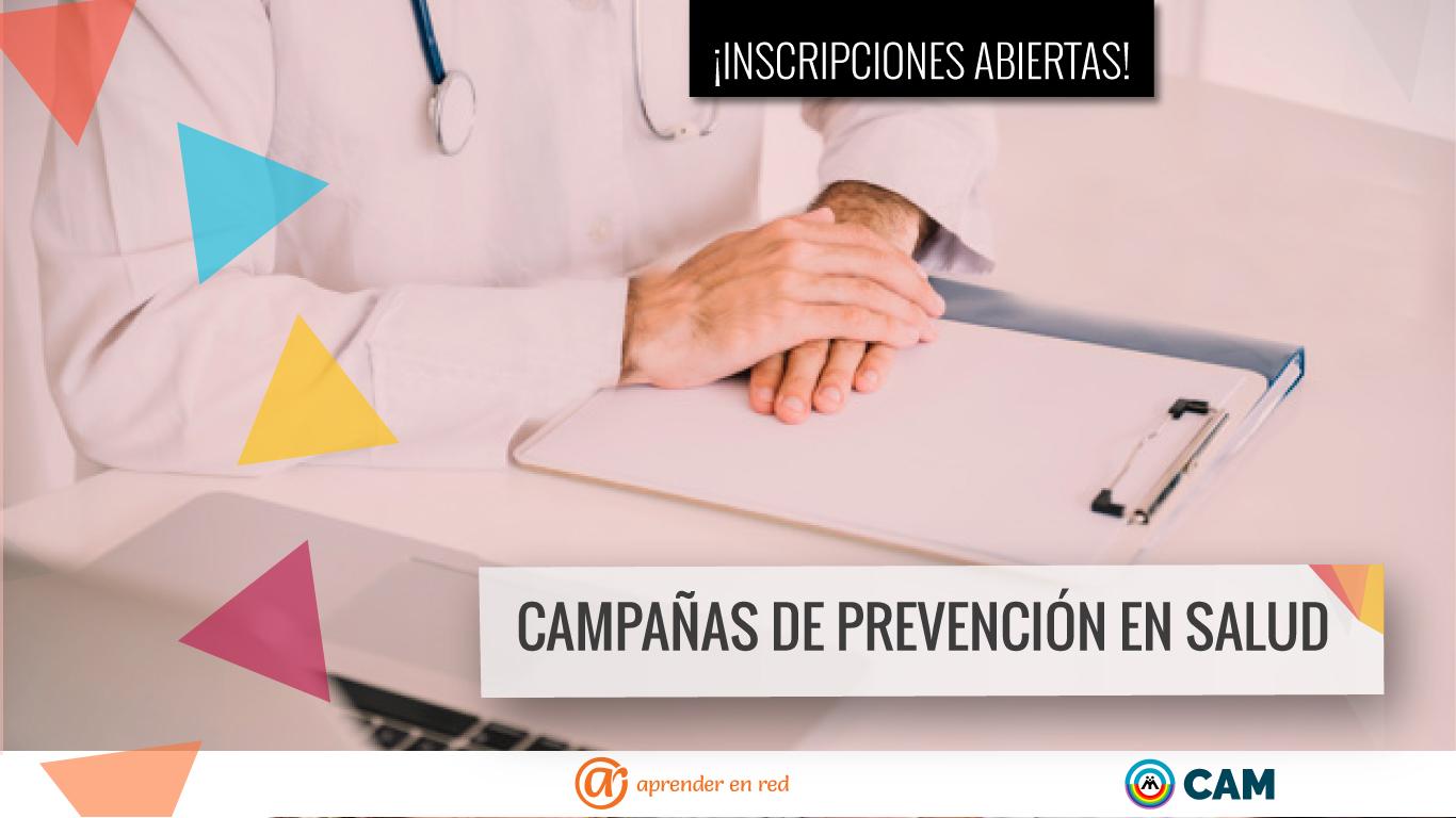 007 Campañas de prevención en salud
